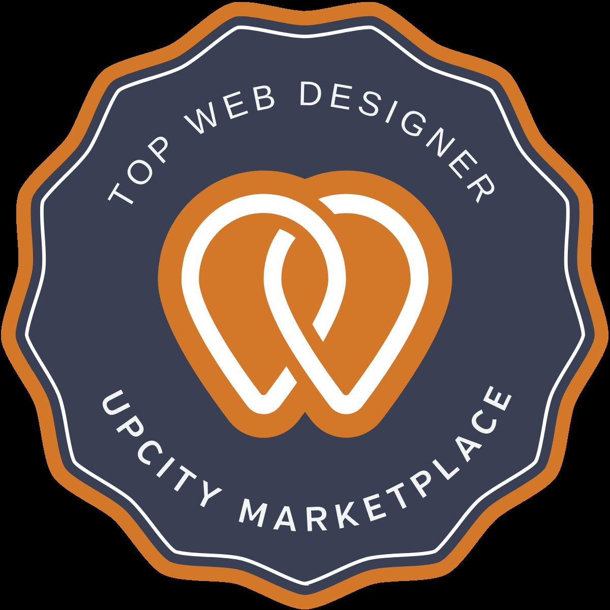 top web designer upcity