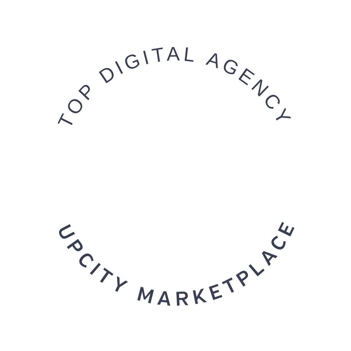 Top-Voted Digital Marketing Agency UpCity badge