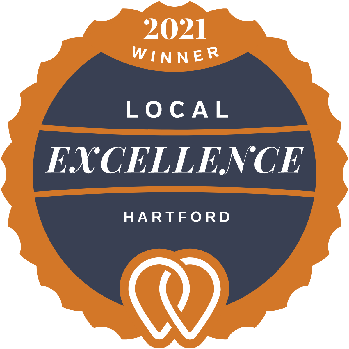 2021 Local Excellence Winner in Hartford, CT