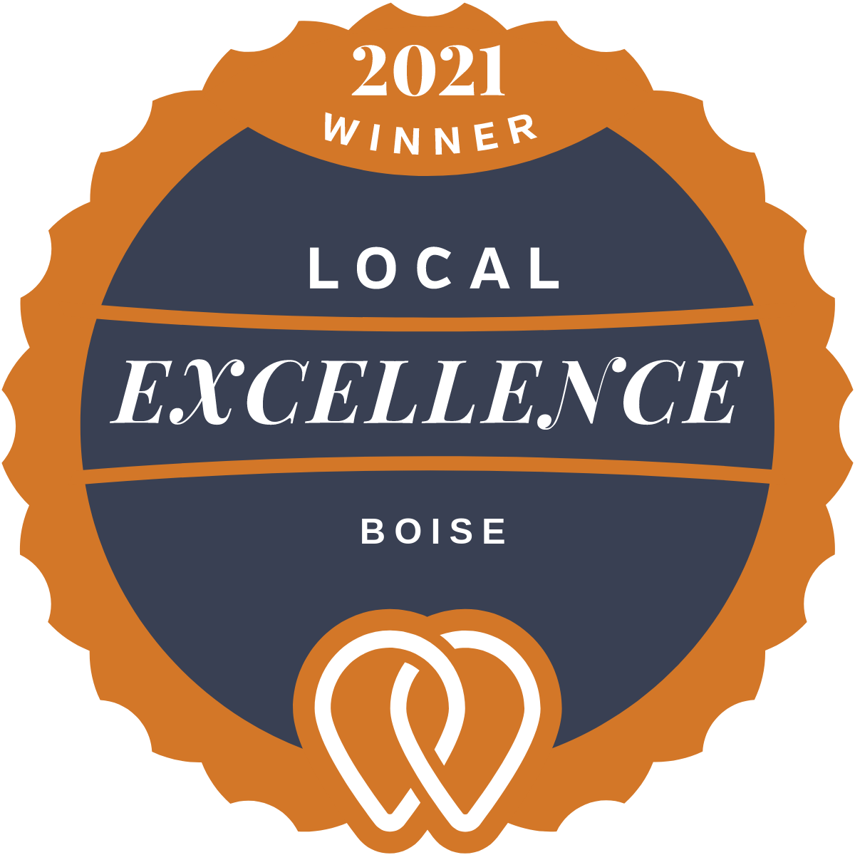 2021 Local Excellence Winner in Boise, ID
