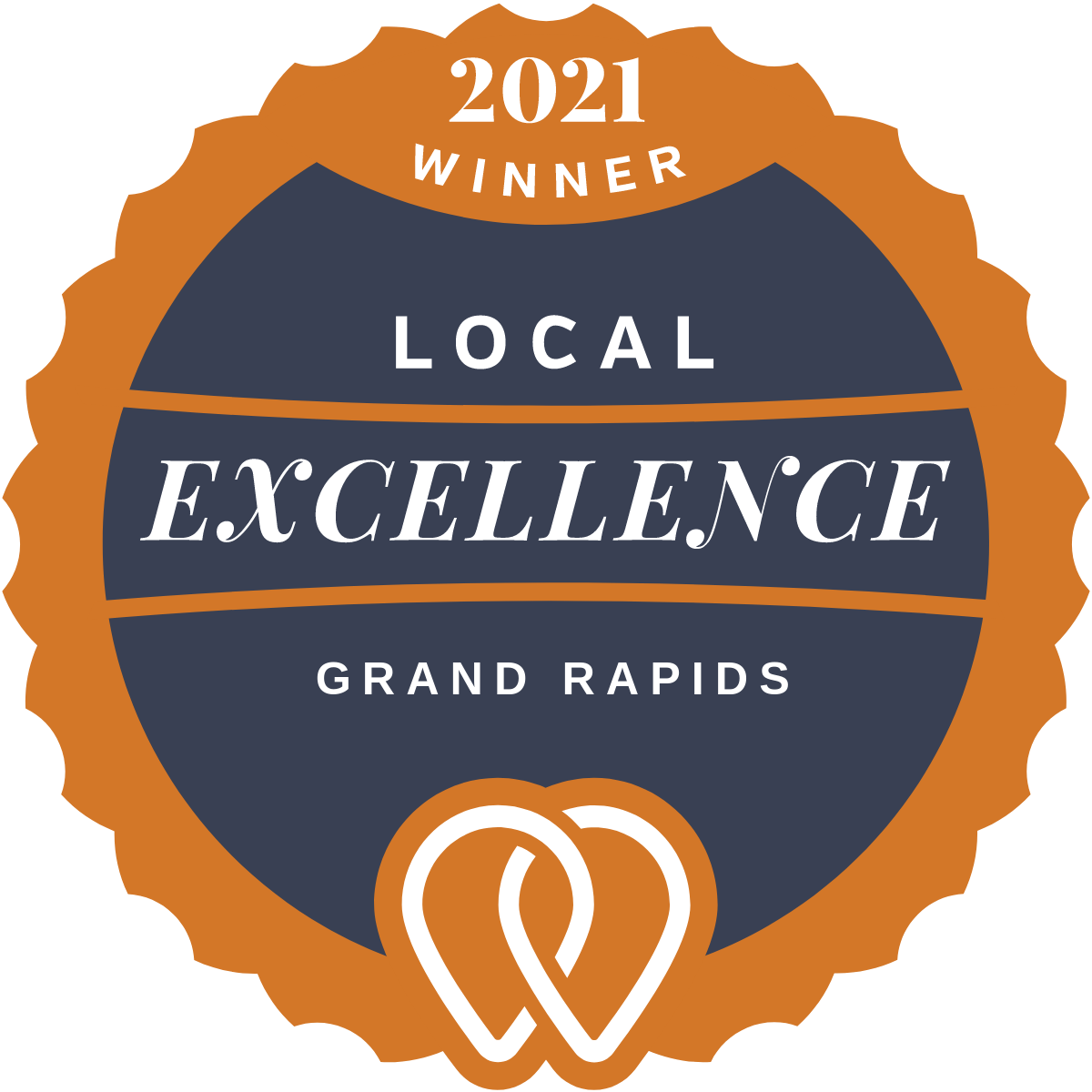 2021 Local Excellence Winner in Grand Rapids, MI