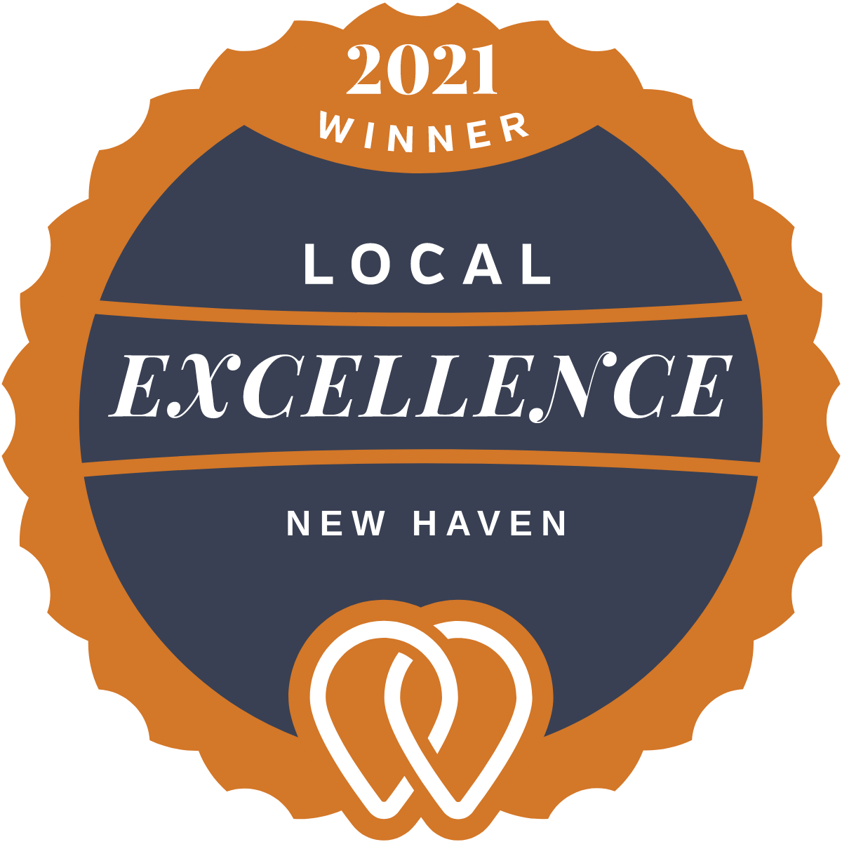 2021 Local Excellence Winner in New Haven, CT