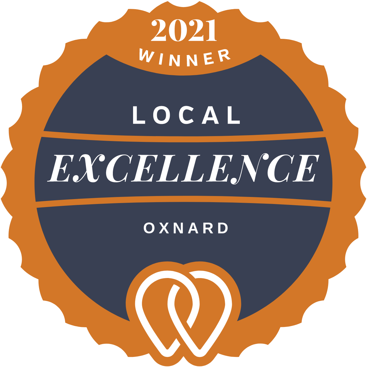 2021 Local Excellence Winner in Oxnard, CA