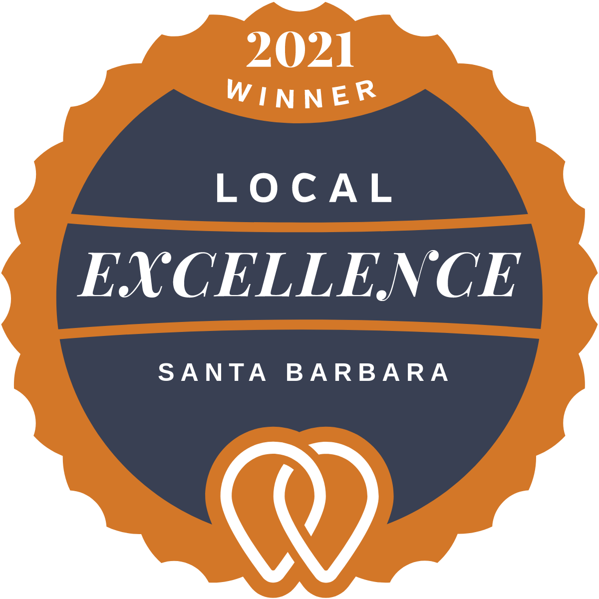 2021 Local Excellence Winner in Santa Barbara, CA