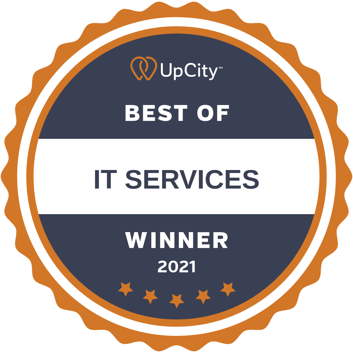 2021 Best of IT Services