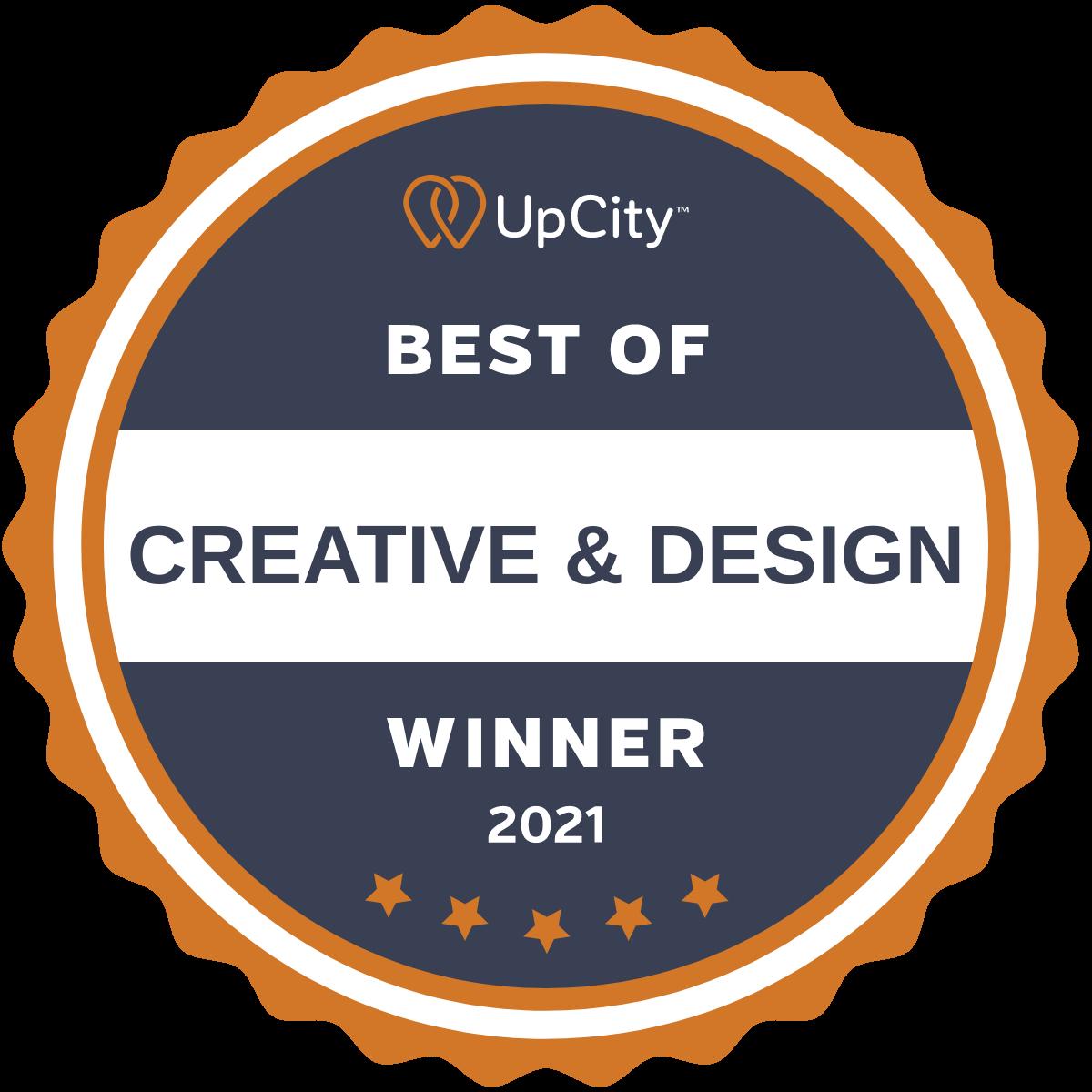 2021 Best of Creative & Design