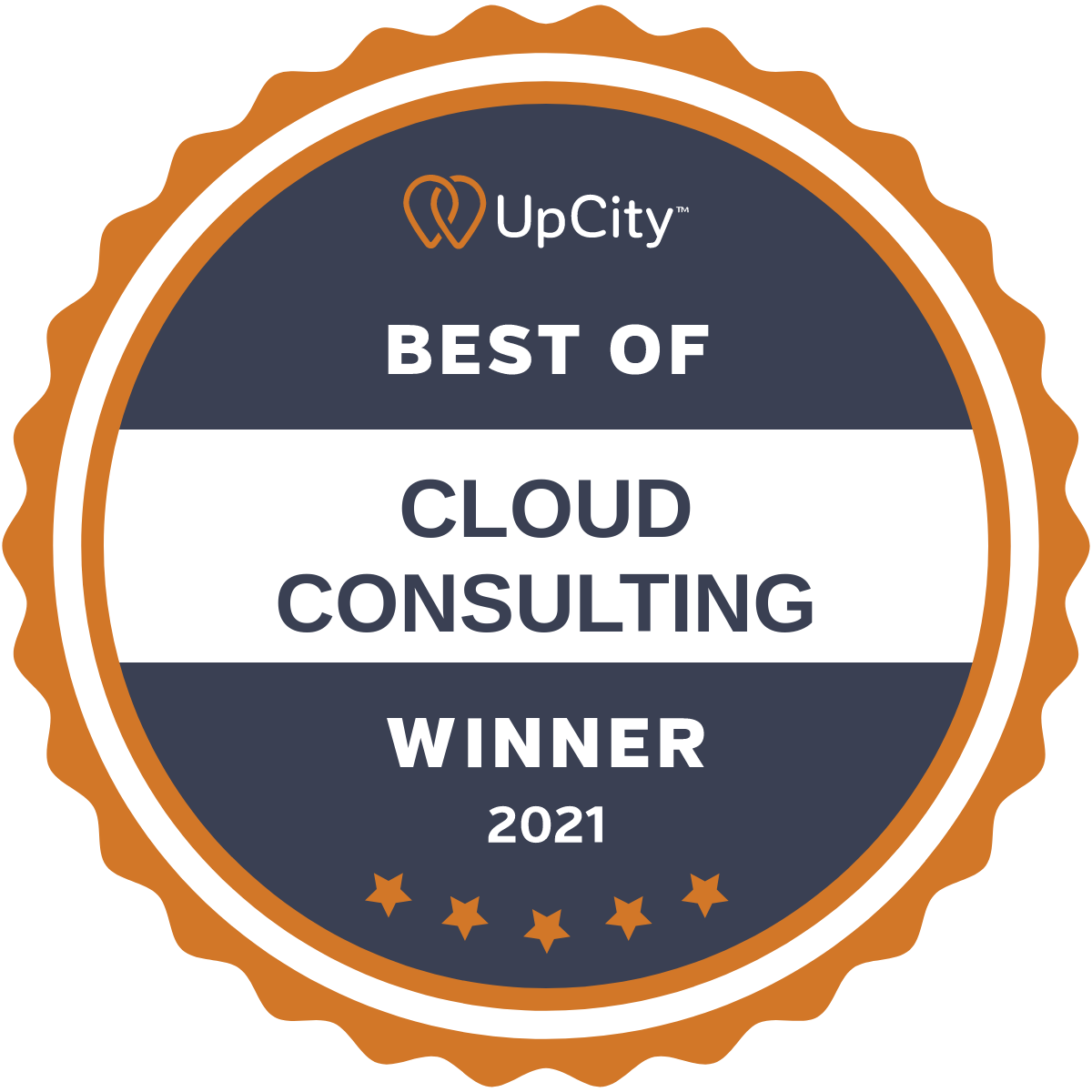 2021 Best of Cloud Consulting