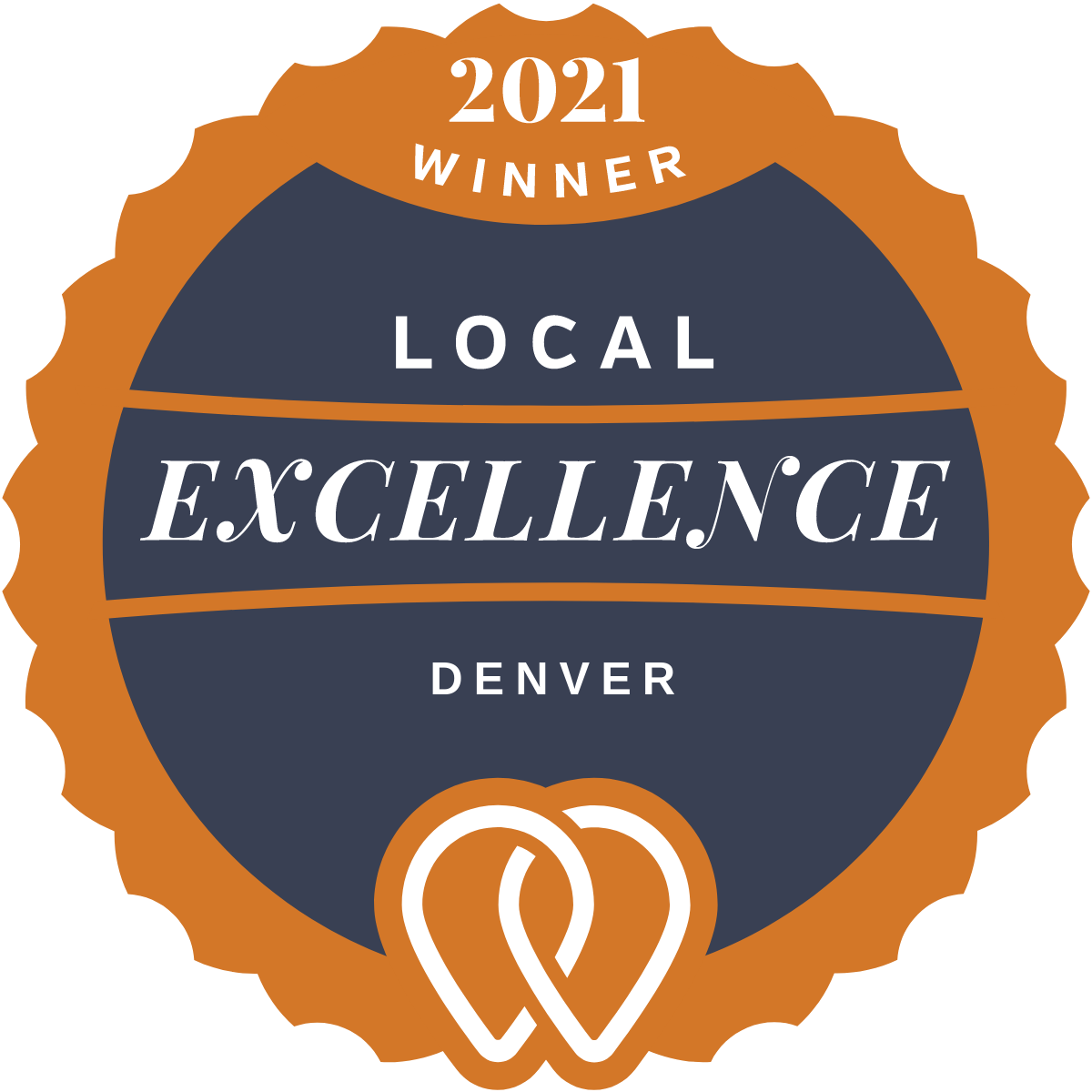 2021 Local Excellence Winner in Denver, CO