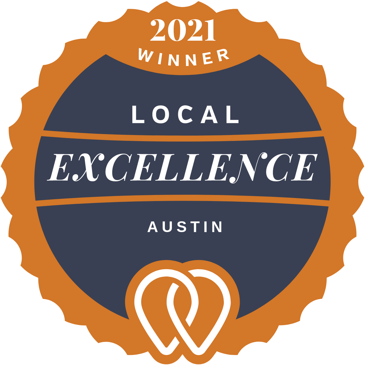 2021 Local Excellence Winner in Austin, TX