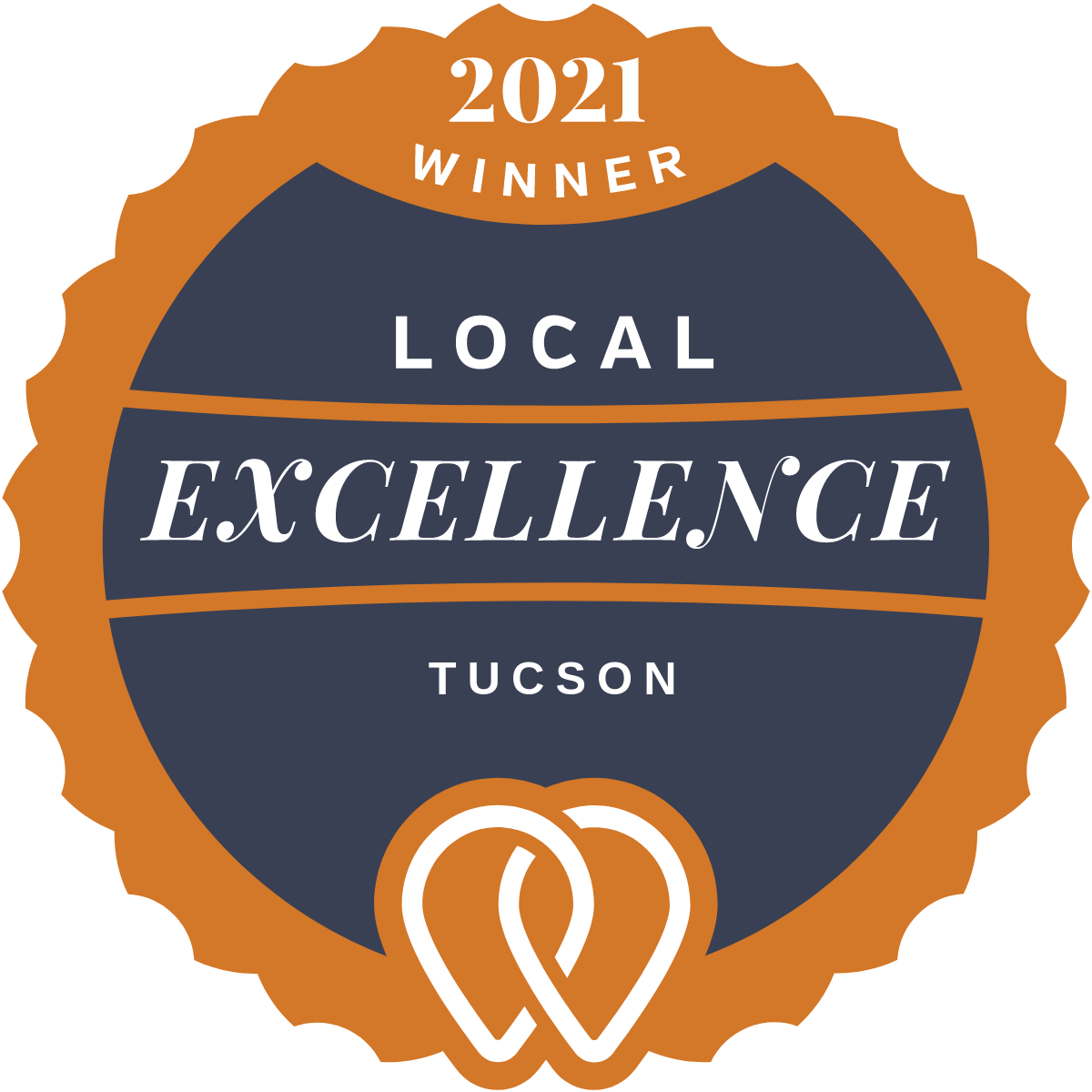 2021 Local Excellence Winner in Tucson, AZ