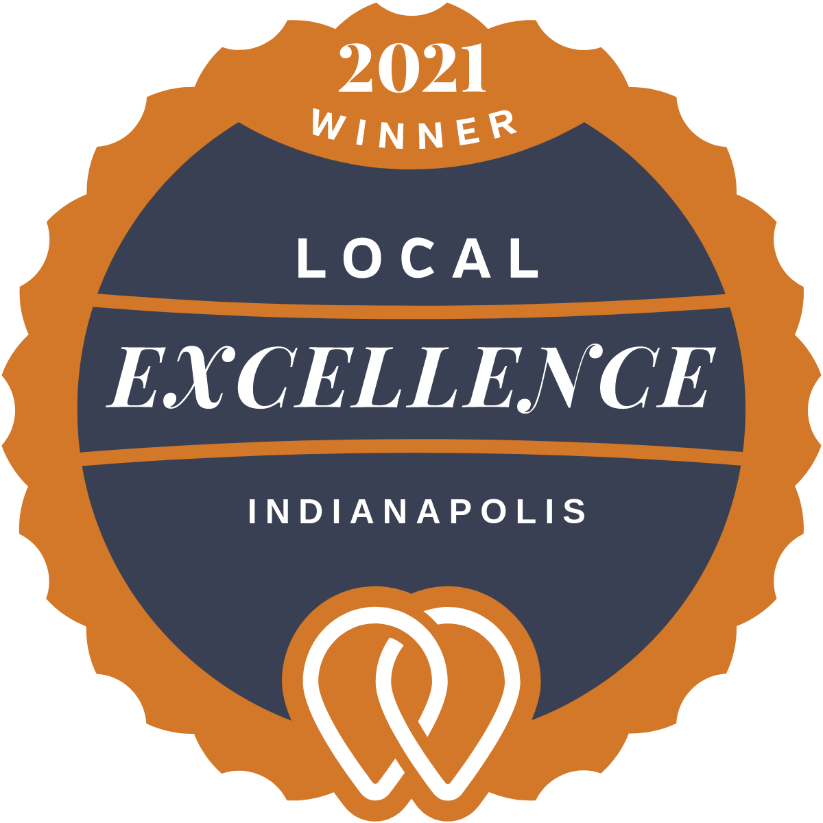 2021 Local Excellence Winner in Indianapolis, IN