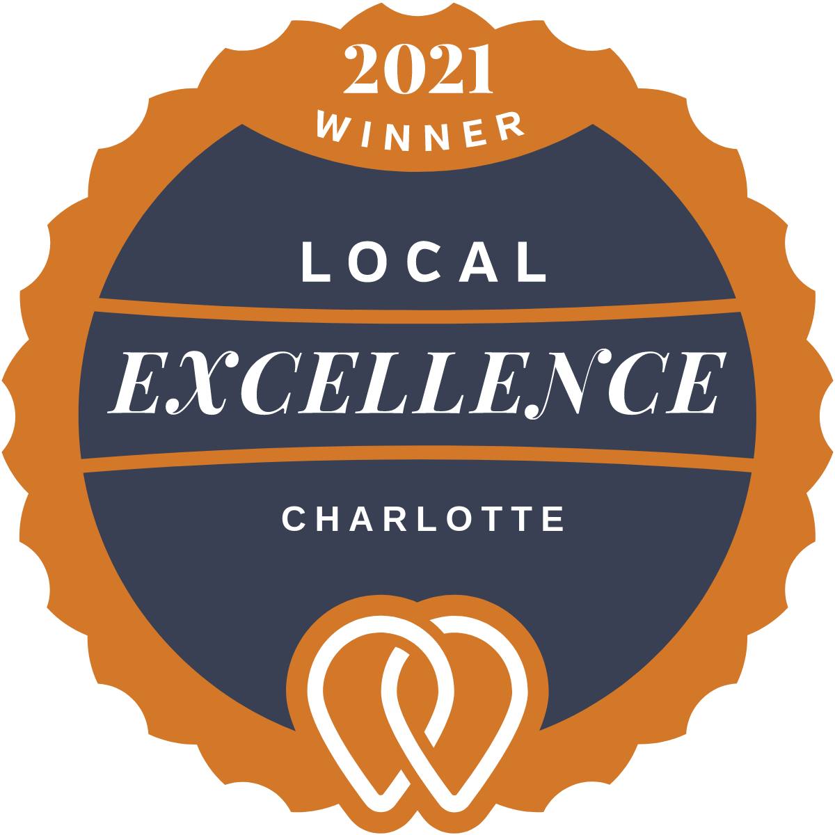 2021 Local Excellence Winner in Charlotte, NC