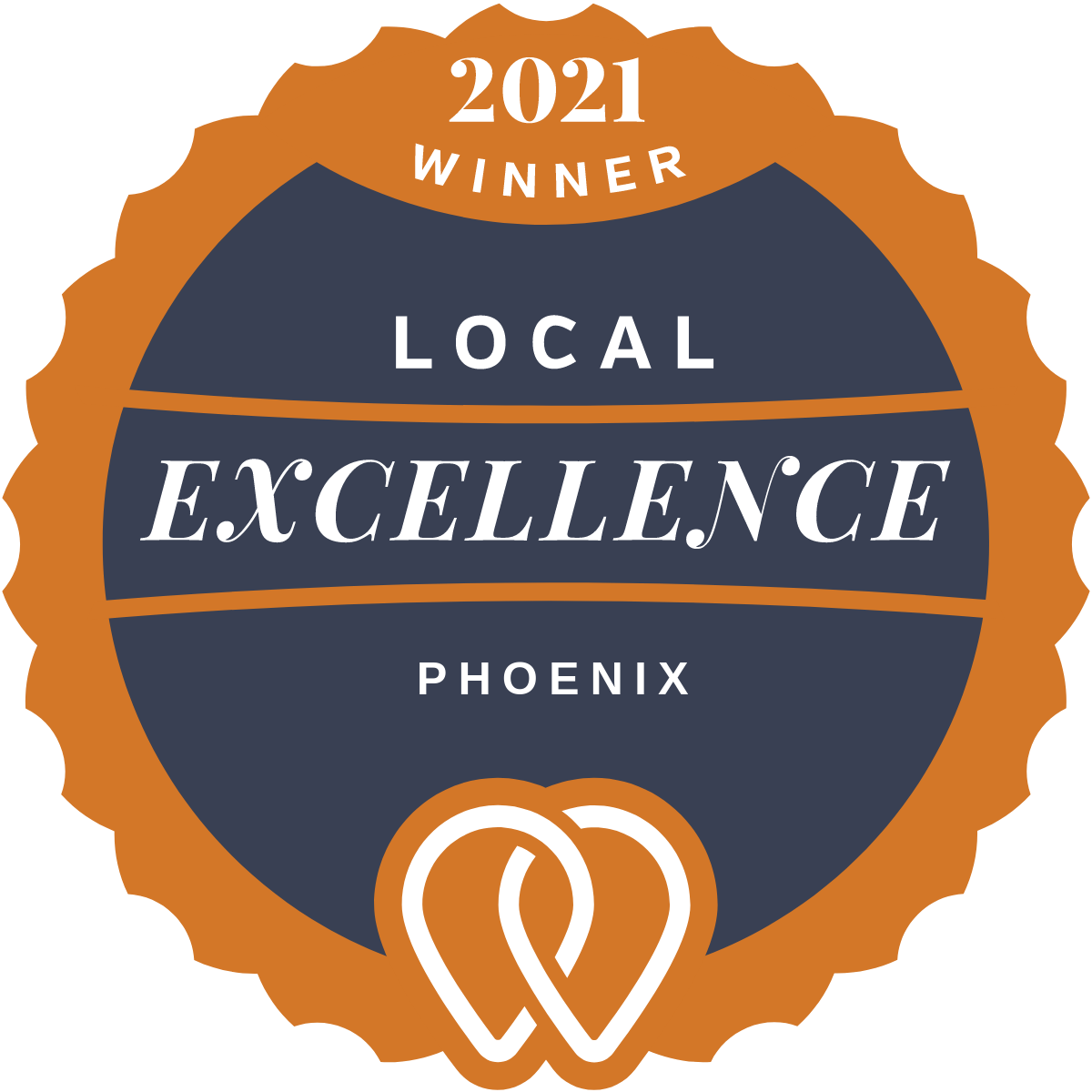 2021 Local Excellence Winner in Phoenix, AZ