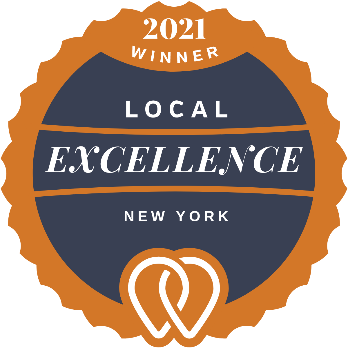 2021 Local Excellence Winner in New York, NY