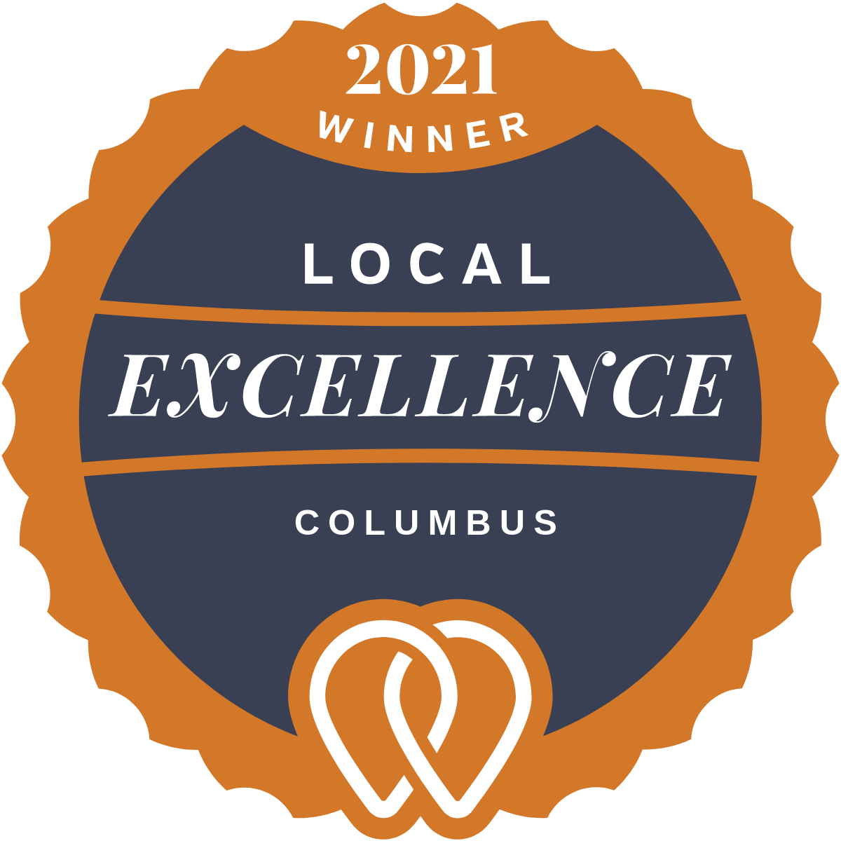 2021 Local Excellence Winner in Columbus, OH