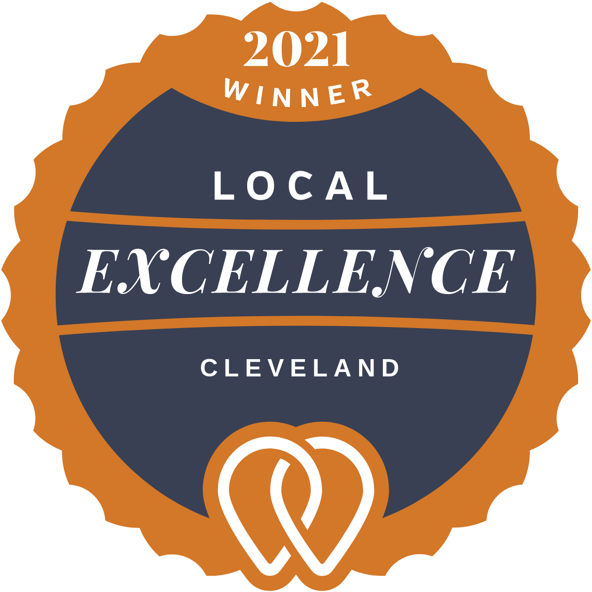 2021 Local Excellence Winner in Cleveland, OH